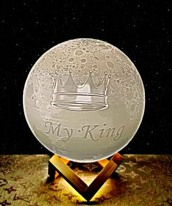 My king moon lamps